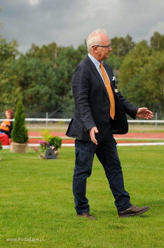 Europejska Wystawa Chartów - Częstochowa, 08.09.2012