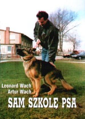 Sam szkolę psa